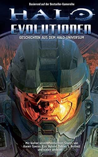 9783833221255: Halo Evolutionen: Kurzgeschichten aus dem Halo-Universum