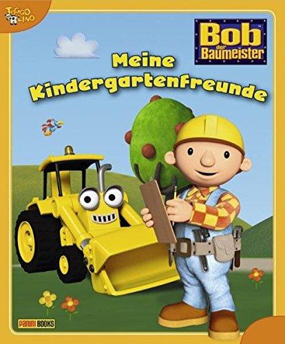 9783833221637: Bob der Baumeister Kindergartenfreundebuch