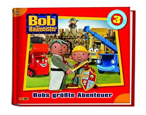 9783833221644: Bob der Baumeister Geschichtenbuch 50: Bobs größte Abenteuer