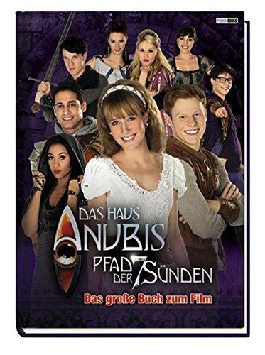 9783833221750: Das Haus Anubis. Pfad der 7 S�nden: Das gro�e Buch zum Kinofilm