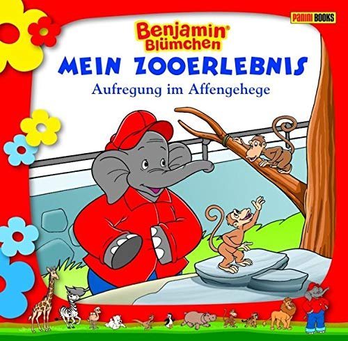 Benjamin Blümchen - Mein Zooerlebnis Bd. 2: Jutta Langer