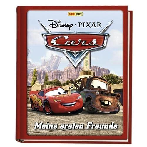 9783833222665: Disney Cars Kindergartenfreundebuch: Meine ersten Freunde