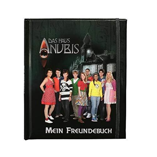 9783833223020: Das Haus Anubis. Freundebuch zu Staffel 2: Freundebuch zu Staffel 2