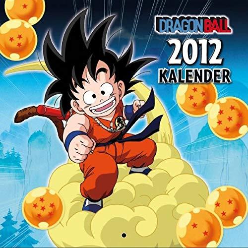 9783833223051: Dragonball Wandkalender 2012