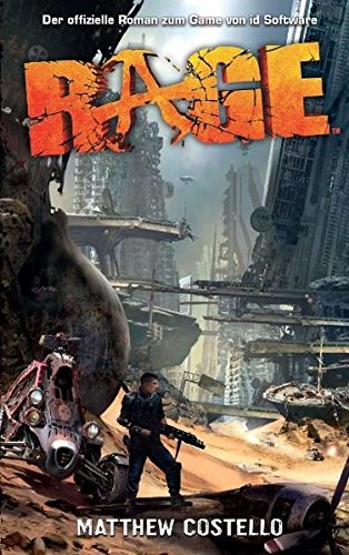 9783833223297: Rage (Roman zum Game): Videogameroman