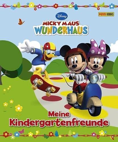 9783833223402: Disney Micky Maus Wunderhaus. Meine Kindergartenfreunde