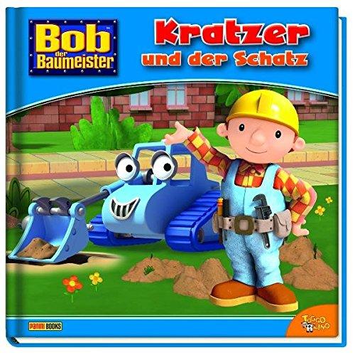 9783833223419: Bob der Baumeister 01. Kratzer und der Schatz
