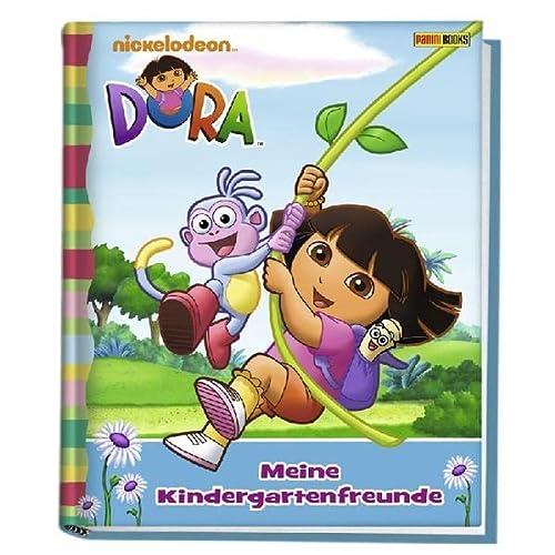 9783833224140: Dora Kindergartenfreundebuch: Meine Kindergartenfreunde