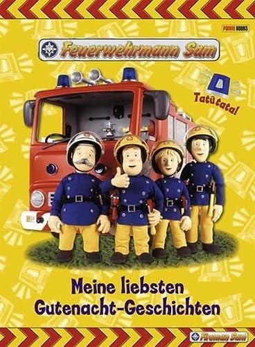 9783833224195: Feuerwehrmann Sam Gutenacht-Geschichtenbuch