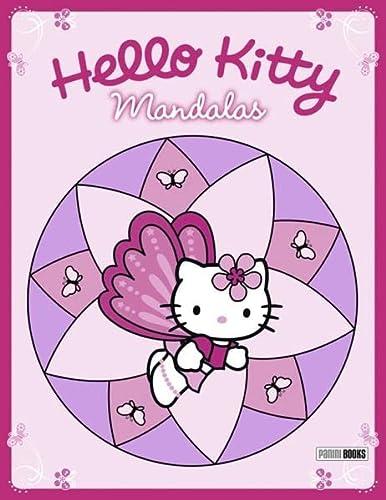Hello Kitty Mandalabuch: Hello Kitty Mandalas