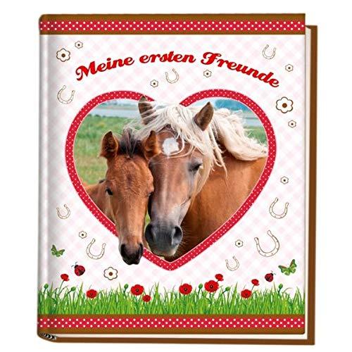 9783833225123: Pferde Kindergartenfreundebuch: Meine ersten Freunde