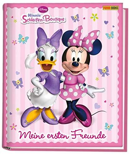 9783833225161: Disney Minnie Schleifen-Boutique Kindergartenfreundebuch: Meine ersten Freunde