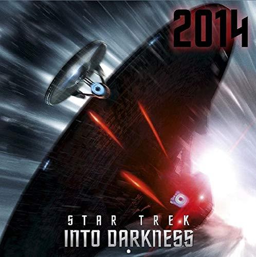9783833225918: Star Trek Wandkalender 2014