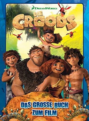 9783833226410: Die Croods: Das große Buch zum Film