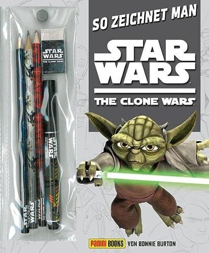 9783833226984: So zeichnet man Star Wars The Clone Wars