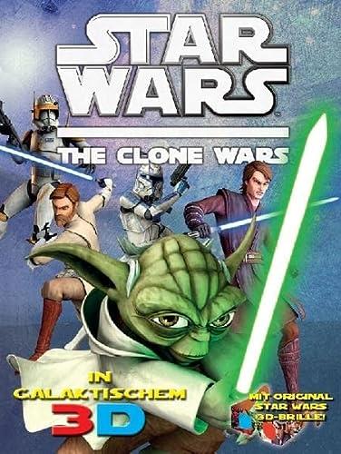 9783833227103: Star Wars The Clone Wars 01 - Helden & Schurken - In galaktischem 3D