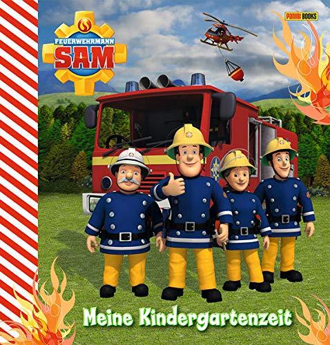 9783833227202: Feuerwehrmann Sam: Kindergartenalbum: Meine Kindergartenzeit