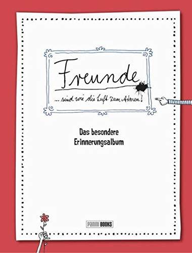 9783833227370: Freunde - Das besondere Erinnerungsalbum