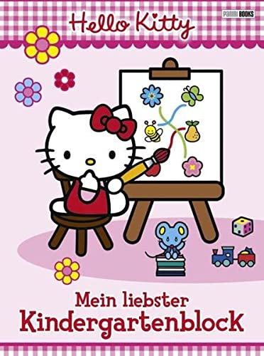 9783833227417: Hello Kitty Kindergartenblock