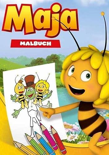 9783833227523: Die Biene Maja Malbuch