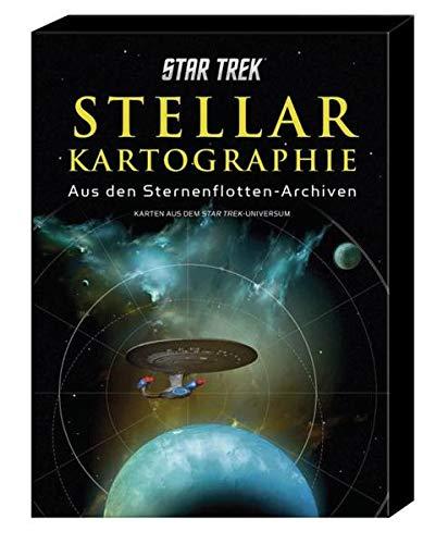 Star Trek - Stellar-Kartographie: Larry Nemecek