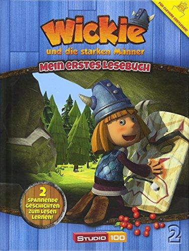9783833227738: Wickie und die starken Männer Lesebuch: Mein erstes Lesebuch Bd. 2