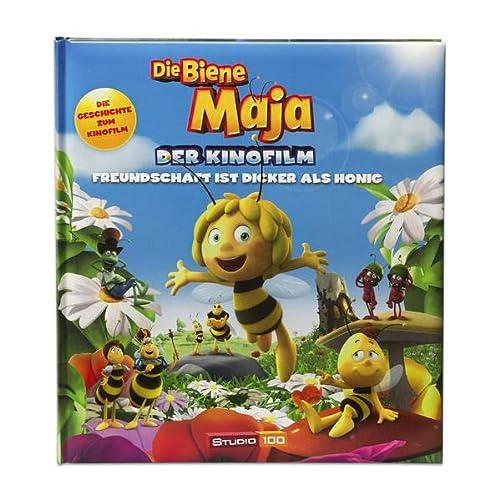 9783833227752: Die Biene Maja: Das Buch zum Film: Freundschaft ist dicker als Honig