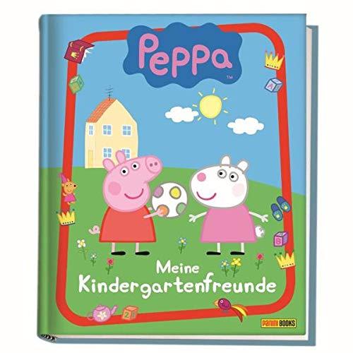 9783833228063: Peppa Kindergartenfreundebuch