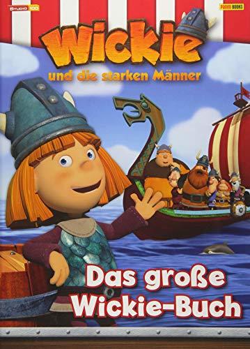 9783833228193: Wickie und die starken Männer: Das große Wickie-Buch