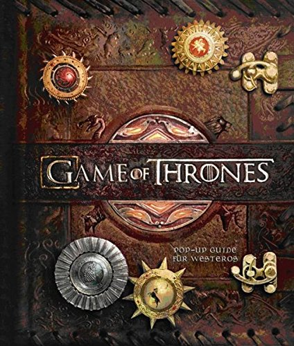 Game of Thrones - Pop-Up-Guide für Westeros: Matthew Reinhart