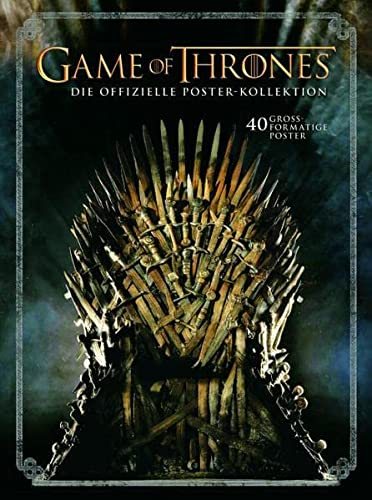 9783833228278: Game of Thrones - Die offizielle Poster-Kollektion