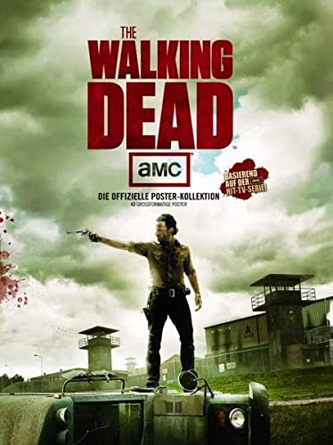 9783833228285: The Walking Dead - Die offizielle Poster-Kollektion