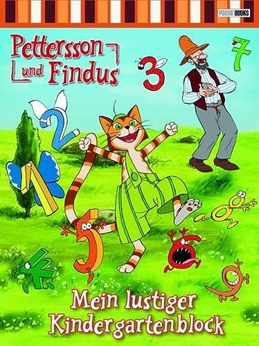 9783833228438: Pettersson und Findus Kindergartenblock: Mein lustiger Kindergartenblock
