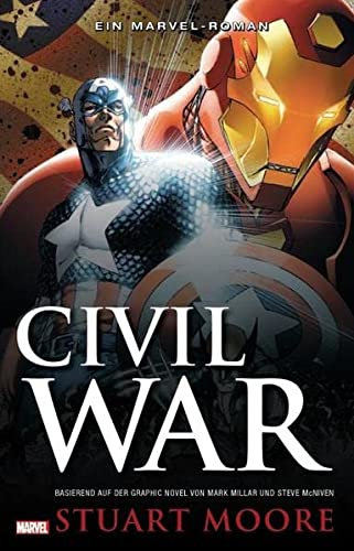 9783833228759: Civil War 01 - Ein Marvel-Roman