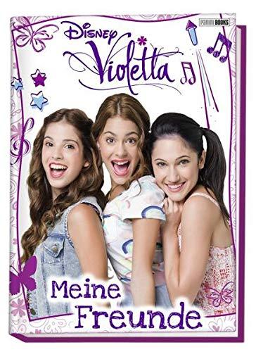 9783833229398: Disney Violetta Freundebuch