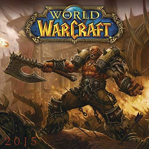 9783833229572: World of Warcraft Wandkalender 2015: Wandkalender 2015