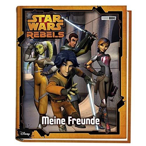 9783833230356: Star Wars Rebels - Meine Freunde
