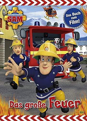 9783833230400: Feuerwehrmann Sam: Das große Feuer: Das Buch zum Film!