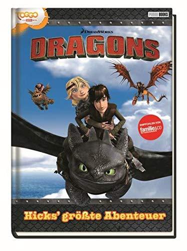 9783833230431: Dragons: Hicks' größte Abenteuer