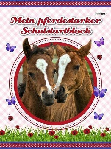 Pferde: Meine pferdestarker Schulstartblock
