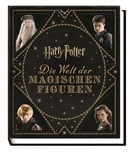 9783833231315: Harry Potter: Die Welt der magischen Figuren