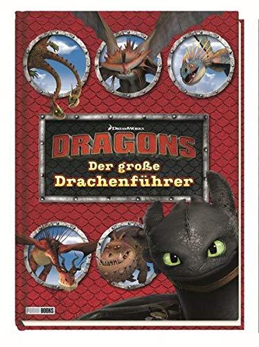 9783833231551: Dragons: Der große Drachenführer