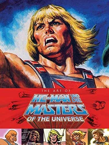 He-Man und die Masters of the Universe: Mike Richardson