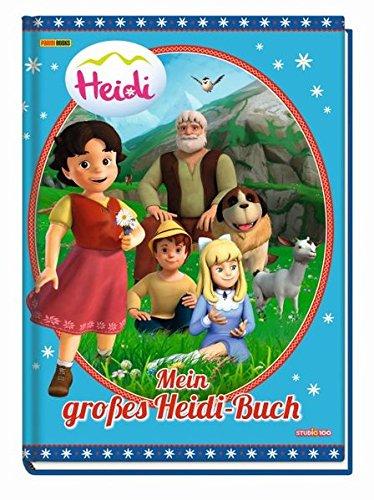 Heidi Mein gro es Heidi Buch Panini Verlags GmbH