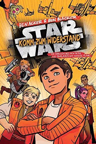 9783833233647: Star Wars: Komm zum Widerstand 1: Jugendroman zum Film
