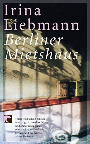 9783833302428: Berliner Mietshaus