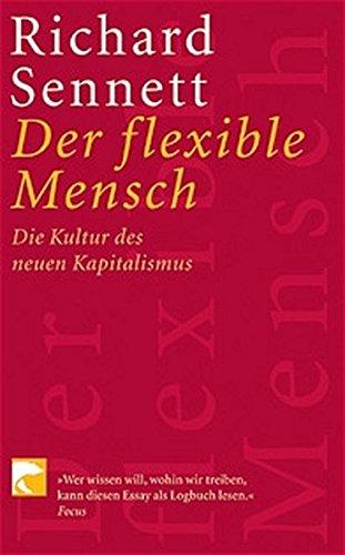 9783833303425: Der flexible Mensch