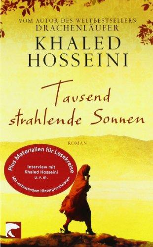 9783833305894: Tausend Strahlende Sonnen (German Edition)