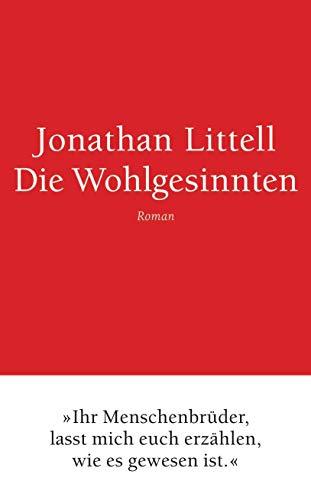 9783833306280: Die Wohlgesinnten (German Edition)