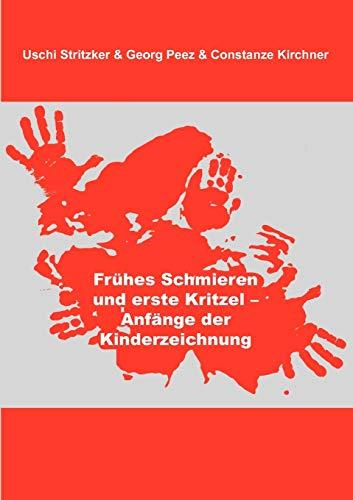 9783833400728: Frühes Schmieren und erste Kritzel - Anfänge der Kinderzeichnung